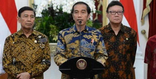 Usai Rapat, Jokowi dikabarkan Bakal Berhentikan Ahok