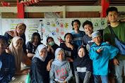 Bakti Sosial LPI dan Kohati Komasariat Syariah Hukum Bertajuk Melukis Kebersamaan Dalam Pembangunan Jiwa Pendidikan di Pelosok