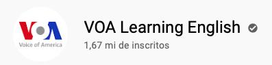 15 canais do YouTube para aprender inglês com falantes nativos -  VOA Learning English