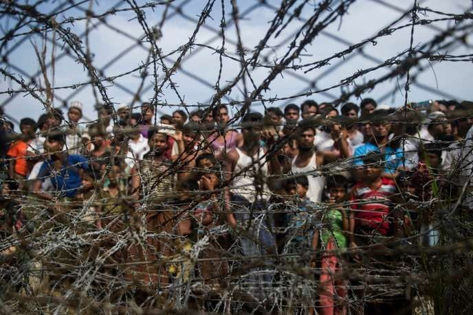 Muslim Rohingya Terombang-Ambing, Di manakah Kau, Khalifah?