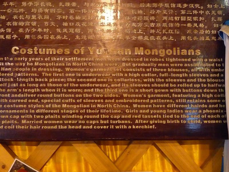 CHINE.YUNNAN.KUN MING Village des minorités 2 - P1270606.JPG