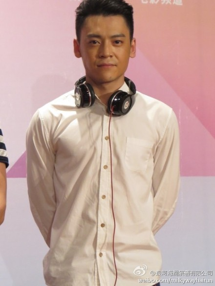 Leo Wang Ziyi China Actor