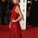 OIC - ENTSIMAGES.COM - Annabelle Wallis at the  EE British Academy Film Awards 2016 Royal Opera House, Covent Garden, London 14th February 2016 (BAFTAs)Photo Mobis Photos/OIC 0203 174 1069