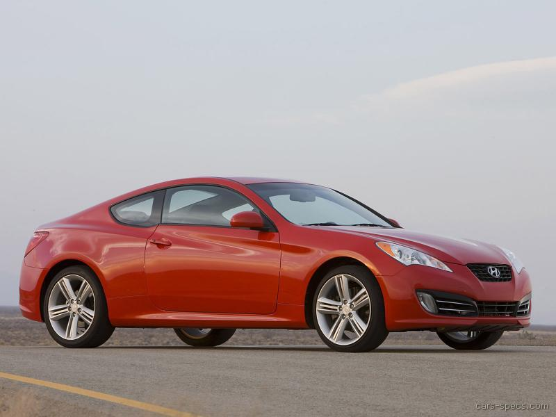 2010 hyundai genesis coupe specifications pictures prices. Black Bedroom Furniture Sets. Home Design Ideas