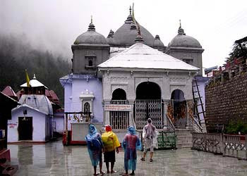 Gangotri Temple Char Dham Temples in Himalayas