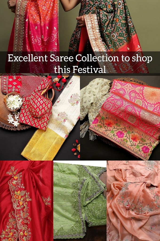MAKE A STYLE STATEMENT THIS FESTIVAL WITH THE BRAND SAMYAKK COLLECTION!