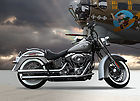 2009 Harley Davidson Softail Deluxe Just 2421 Miles from new