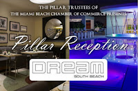August Pillar Reception at Dream South Beach