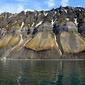 Tema A - Sanja Imamagić,  Pticje_planine_u_blizini_naselja_Grumant - Svalbard, Norveška, lipanj 2017.