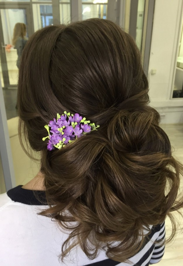 Latest Wedding Hairstyles For Long Hair 4