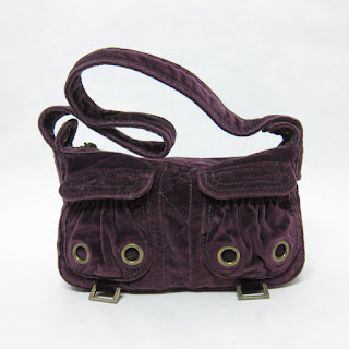 Marc Jacobs Vintage Velvet Bag