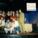 VPH October 2002 Picasso at the Lapin Agile.jpg