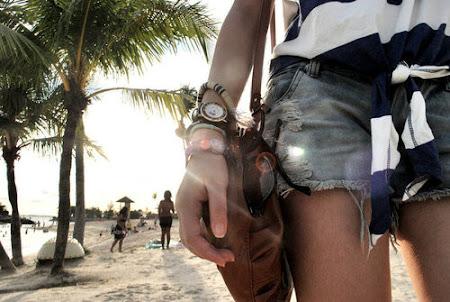 Roupas e acessórios para se usar na praia