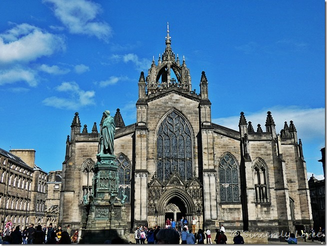 St Giles' Cathedral 3
