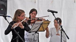 Vályogház átadása Bárdudvarnok - Kulturális program video