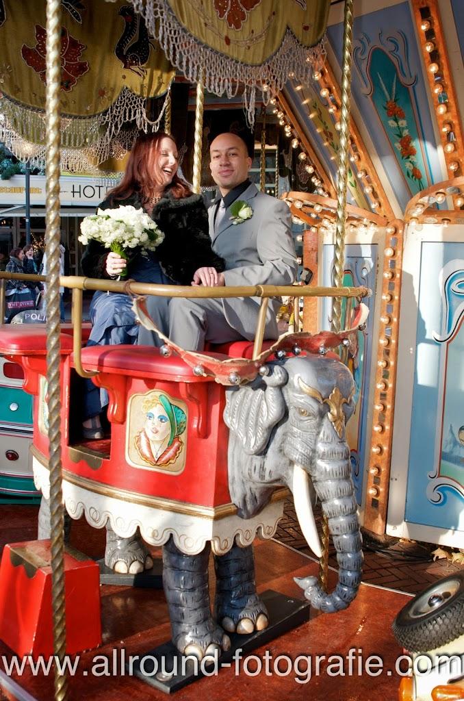 Bruidsreportage (Trouwfotograaf) - Foto van bruidspaar - 251