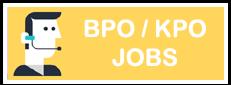 BPO, KPO Jobs