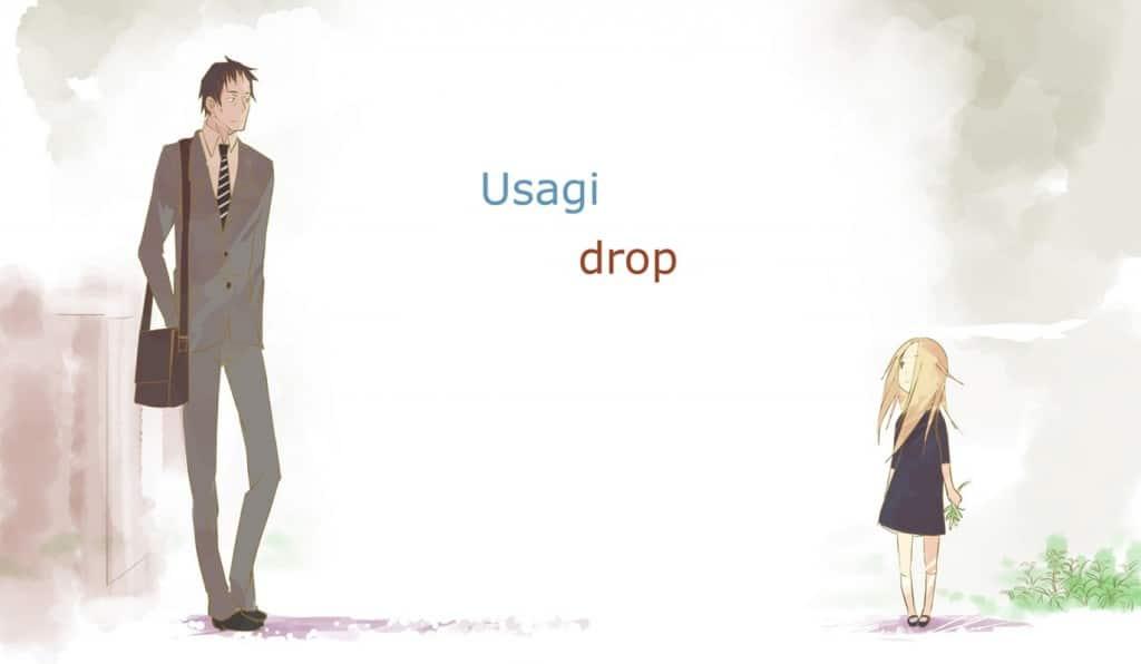 Usagi Drop Hindi Subbed