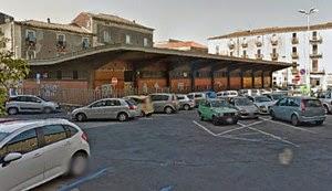 Palestra scherma, piazza Lupo