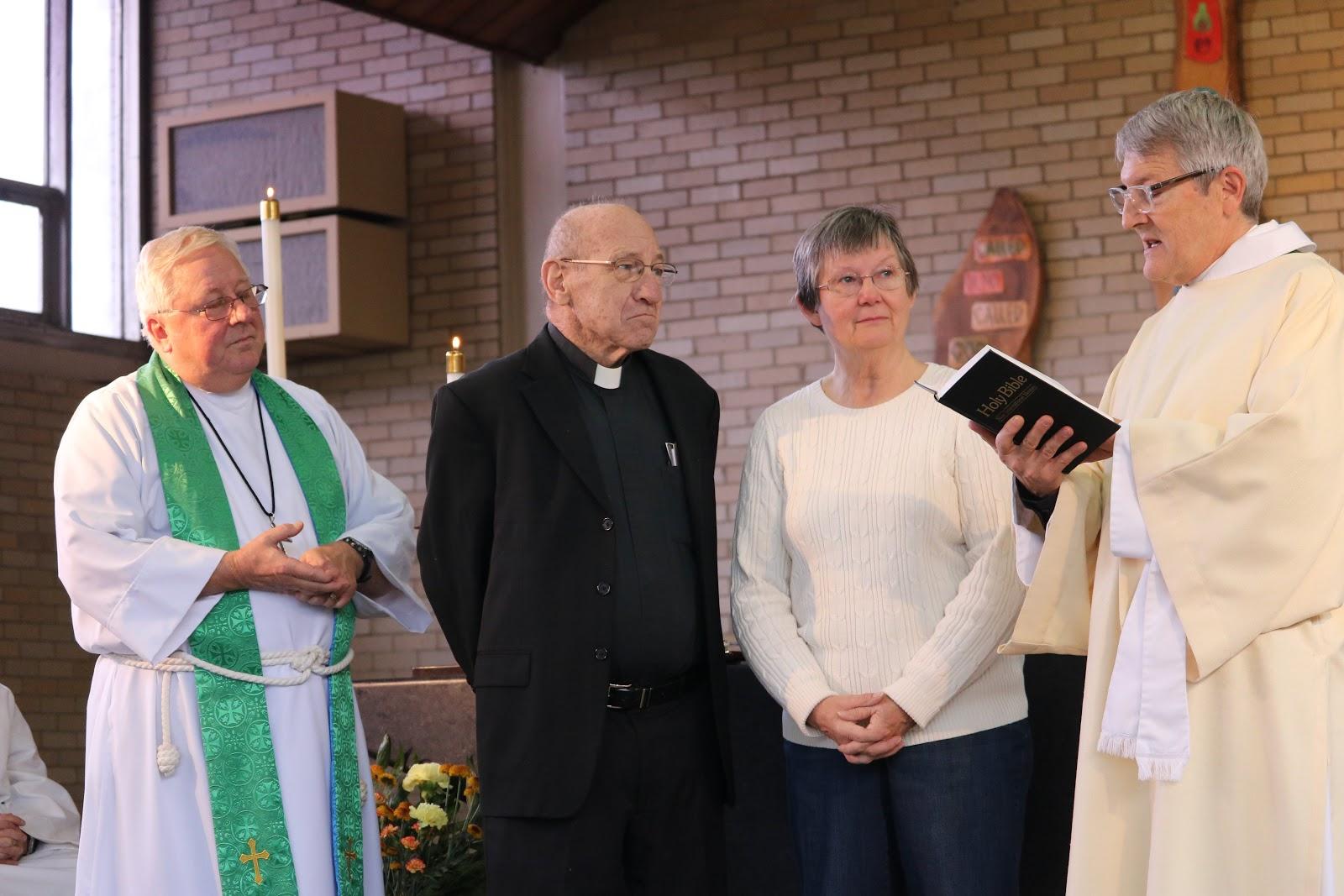 Parish Meeting/Deacon Bob Celebration