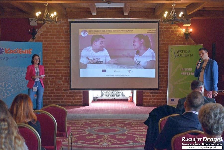 Prezentacje i wystąpienia na wydarzeniach dla branży turystycznej