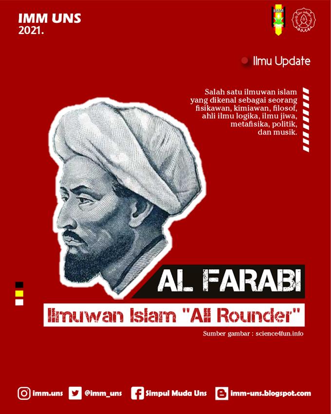 "Al Farabi ""Ilmuwan All Rounder"" - Ilmu Update #1"