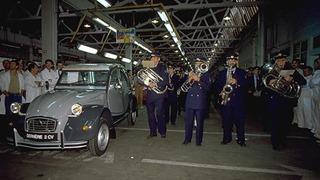 Citroen 1990 2 CV