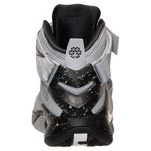 This Grey amp Black LeBron Soldier 9 Joins the Premium Club