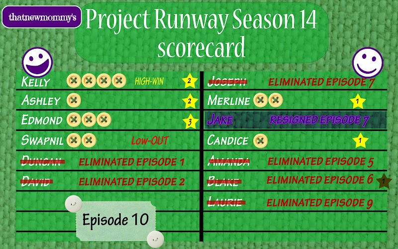 Fantasy Project Runway Season 14 Scorecard - Crew's All In (14x10)