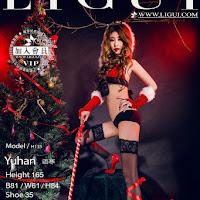 LiGui 2014.12.23 网络丽人 Model 语寒 [28+1P] cover.jpg