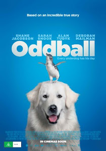 Oddball and the Penguins Poster