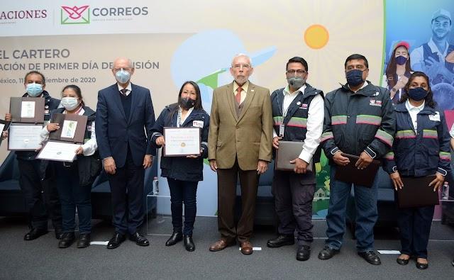 CON ENTREGA Y SACRIFICIO, LOS CARTEROS PRESTAN  UN VALIOSO SERVICIO A LA SOCIEDAD : JORGE ARGANIS DÍAZ-LEAL