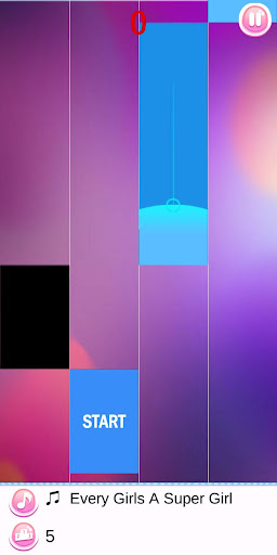 Jojo All songs piano tiles music  - screenshot