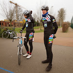 Trainingen Topsport en beloften 2015