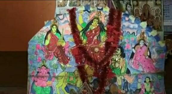 বীরভূমের নন্দীবাড়ির দুর্গা পুজো 700 বছরে পা দিল