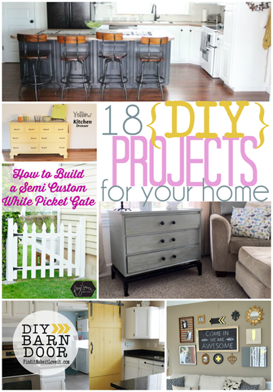 18 DIY Projects for Your Home #DIY #gingersnapcrafts #linkparty #features_thumb[2]