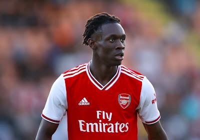 Arsenal prolonge l'un de ses jeunes talents