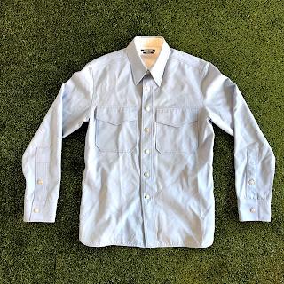 Calvin Klein 305W39NYC Cowboy Shirt
