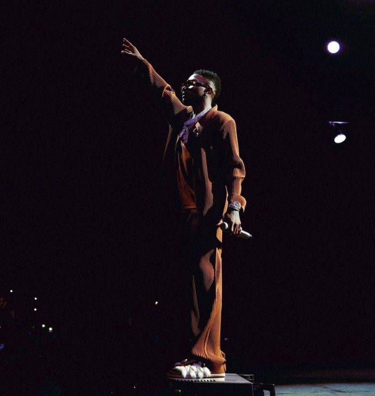 Wizkid Wins At 2021 MTV VMAs || See Full List Of Winners