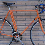 "1975 Eisentraut ""A"" Model Bicycle SN E130475"