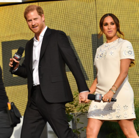 Meghan Markle talks about 'world she comes from' as she announces new job in finance