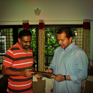 OCP Secretary Honors Writer Benyamin with the Order of Three Saints