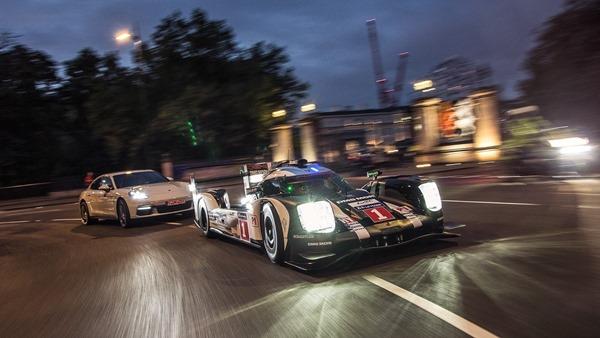 919 Hybrid London