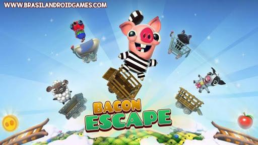Bacon Escape Imagem do Jogo