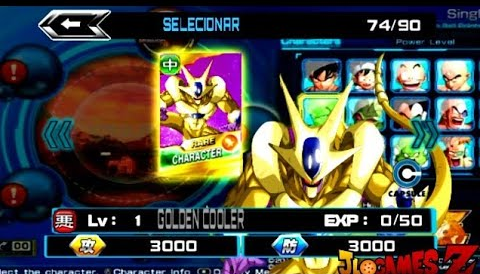 SAIUU NOVO Dragon Ball Z SUPER (MOD) TAP BATTLE OF Z Para ANDROID + DOWNLOAD 2018 COM 90 PERSONAGENS
