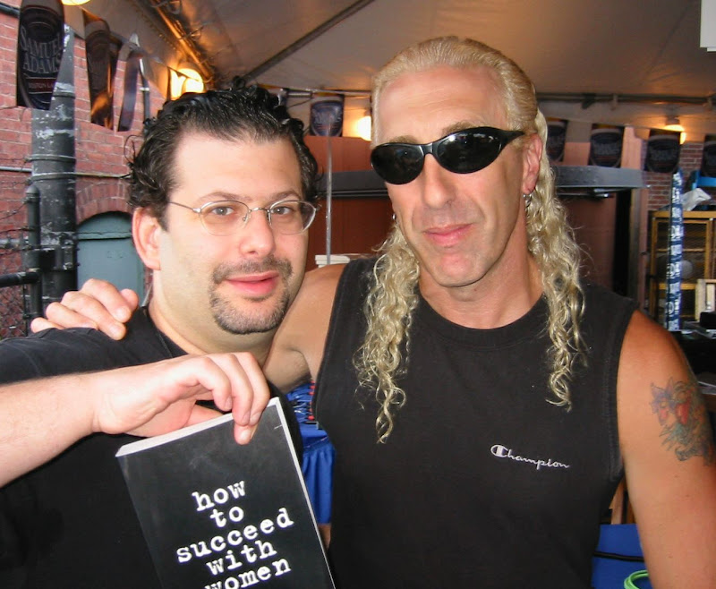 David Copeland On Louis With Twisted Sister Dee Snider, David Copeland