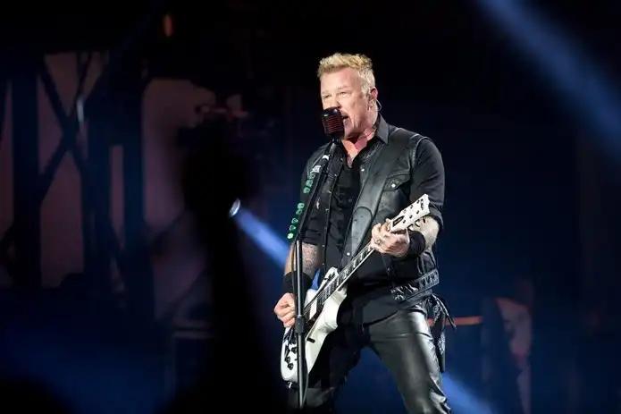 Metallica em Curitiba será em 16 de dezembro