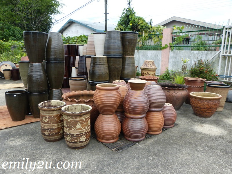 Sibu pottery