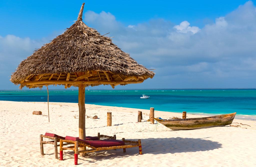 beaches of Zanzibar Archipelago, Tanzania