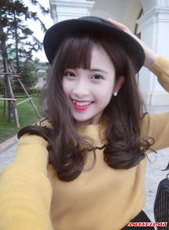 Hot girl Nguyễn Thanh Tú